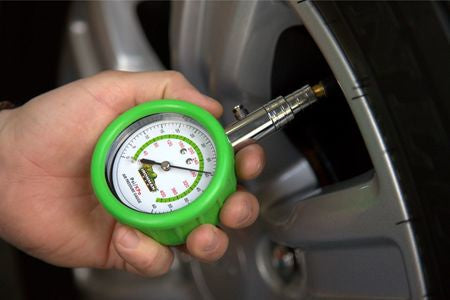 Air Champ Pressure Gauge
