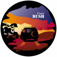 Bushranger Spare Wheel Cover X/LGE (790-850mm)