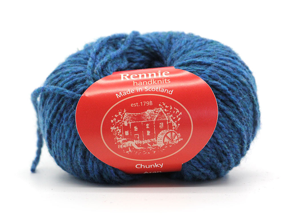 Chunky Aran - Atlantic Spray 358