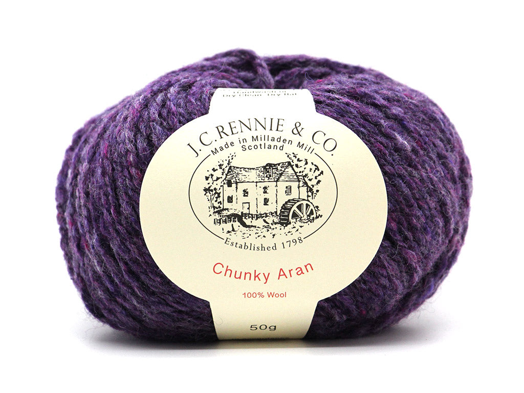 Chunky Aran - Heather 2114