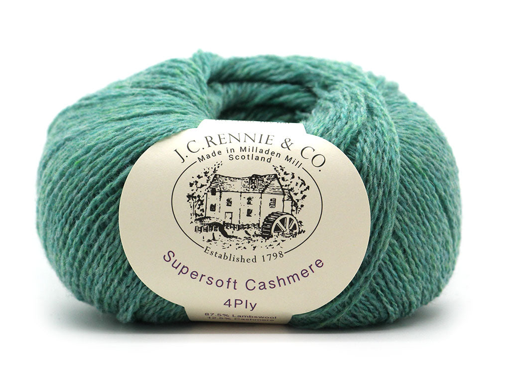 Supersoft Cashmere 4ply - Aether 092