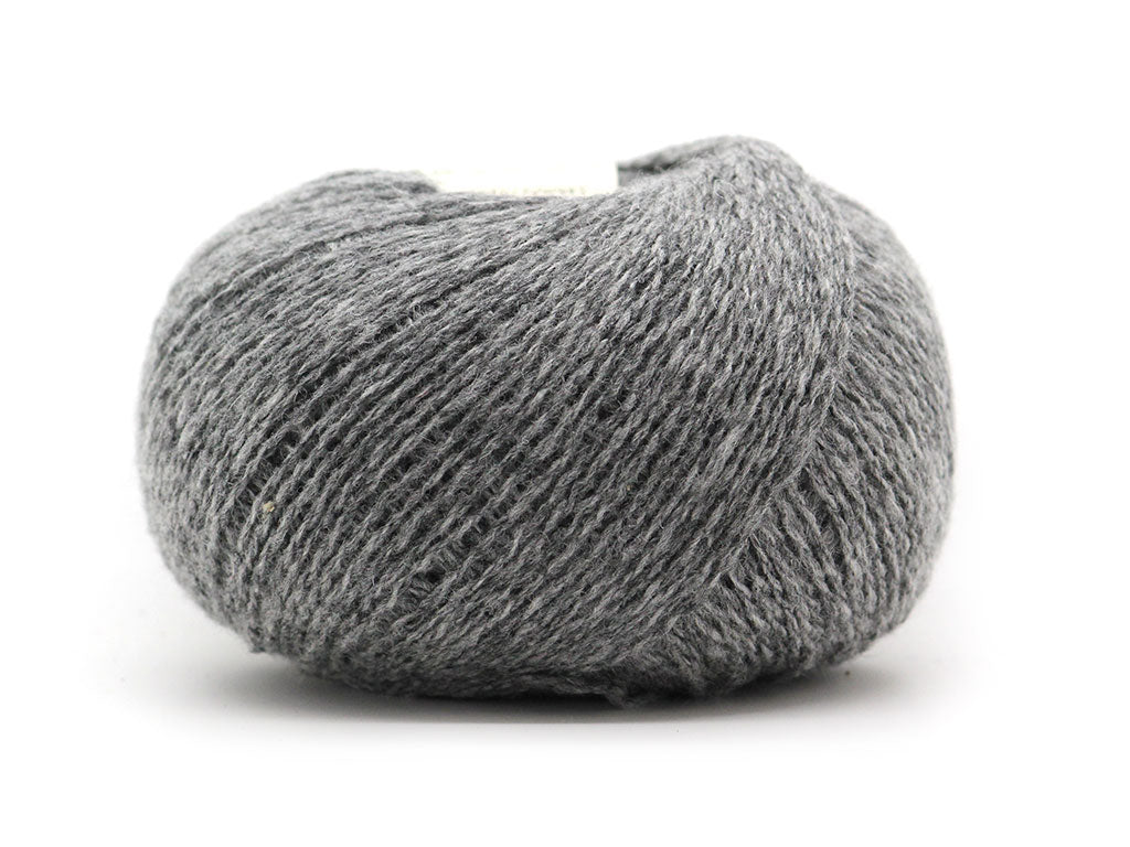 Supersoft Cashmere 4ply - Medium Grey 008