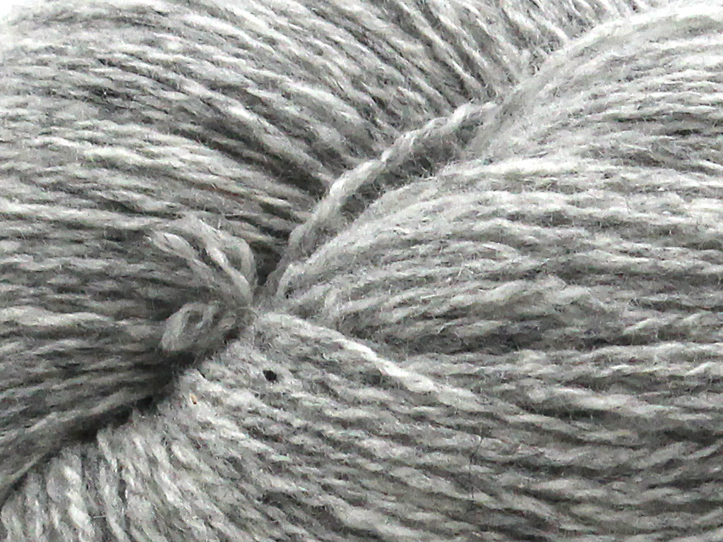 Rennie Cashmere 4 ply - Speckled Silver 002