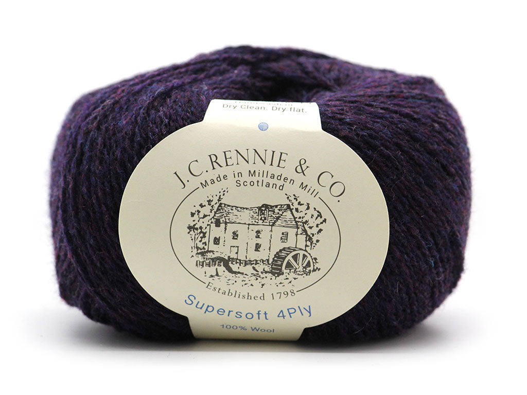 Supersoft 4ply - Blueberry 1304