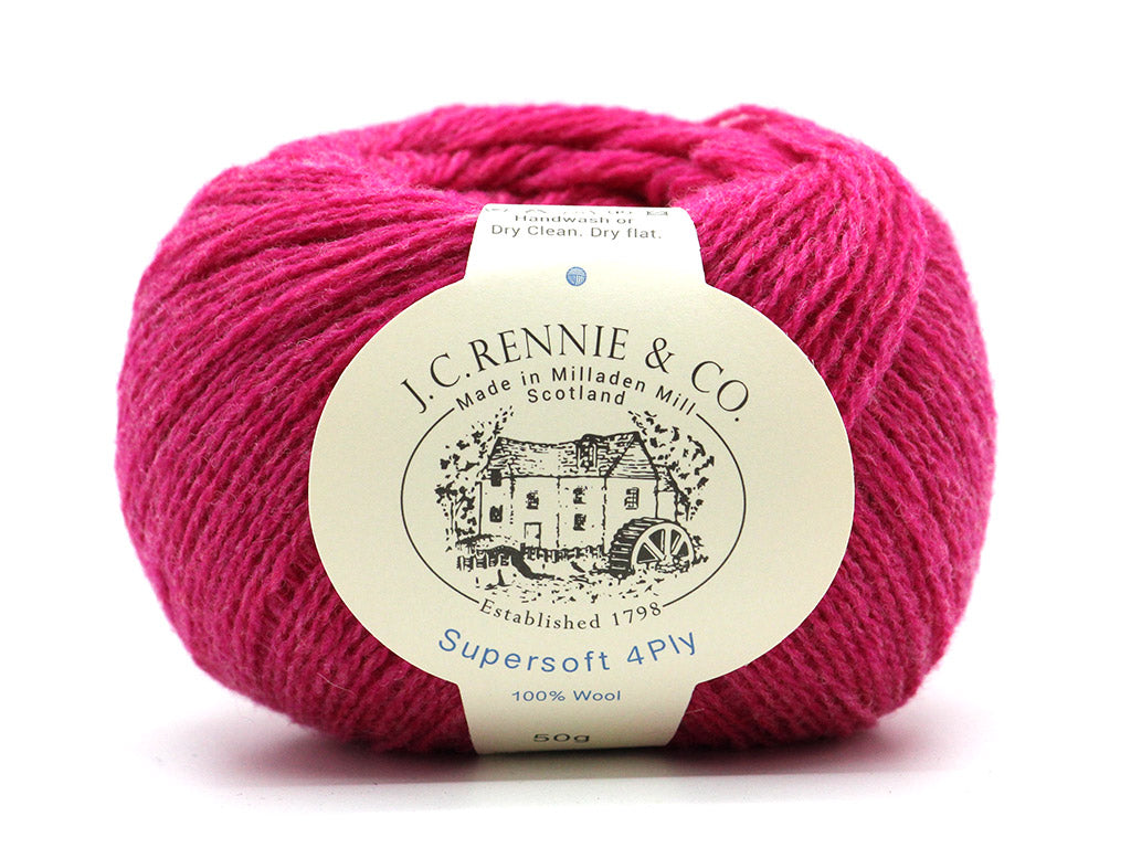 Supersoft 4ply - Carnation 1424
