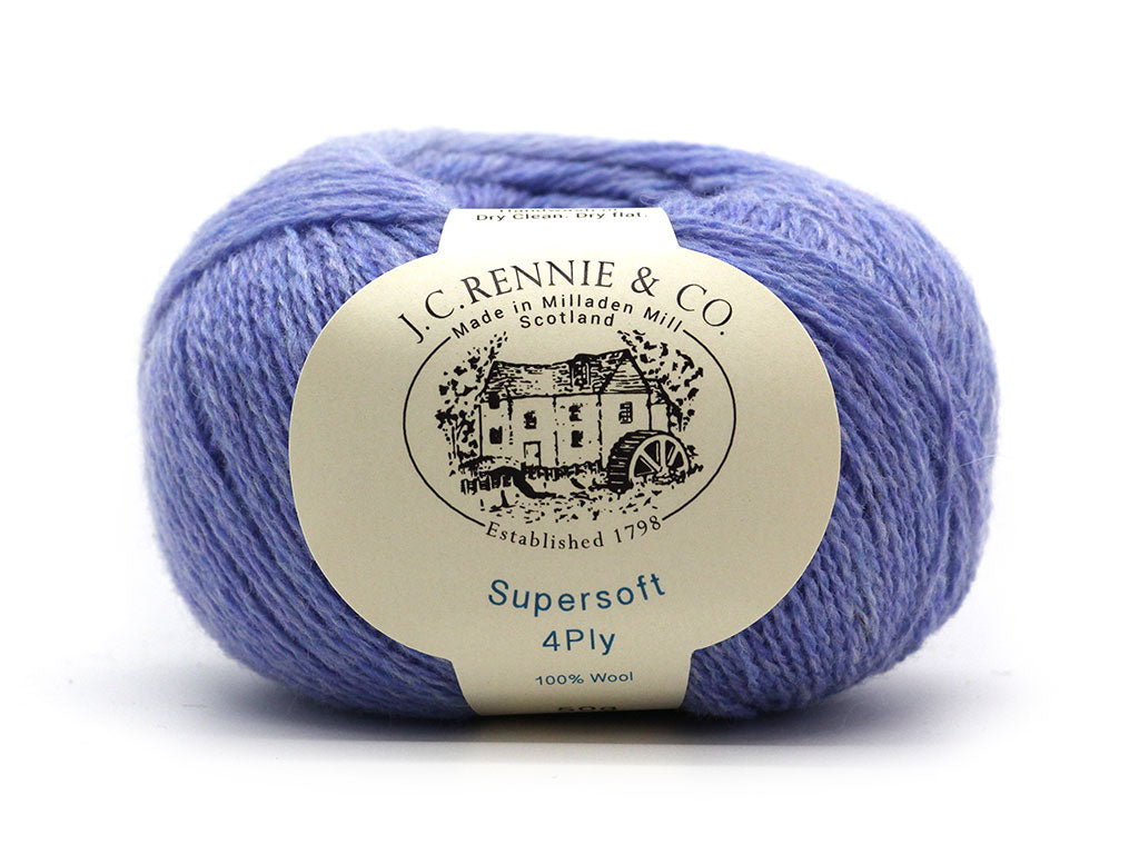 Supersoft 4ply - Cornflower 043