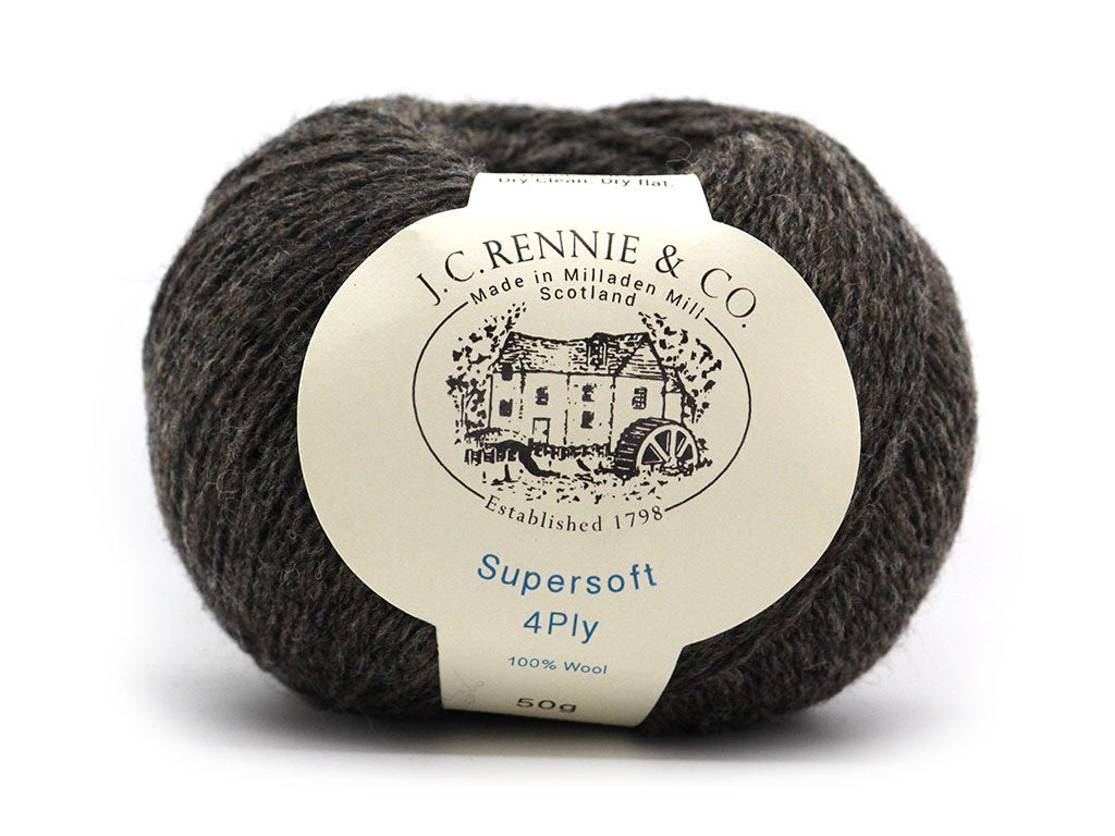 Supersoft 4ply - Elephant 140