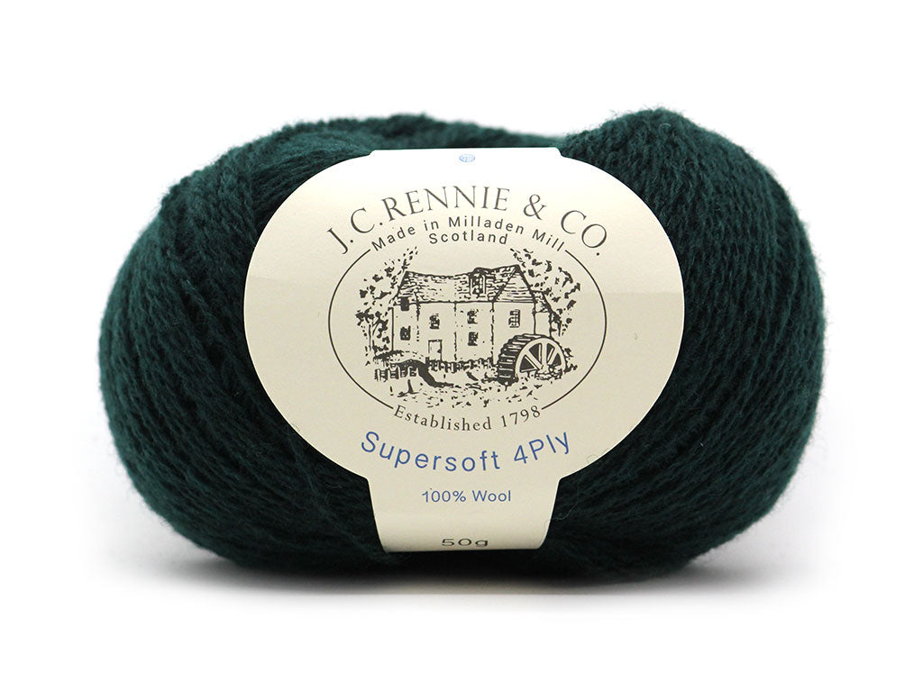 Supersoft 4ply - Forest 285