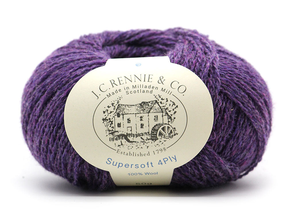 Supersoft 4ply - Heather 2114