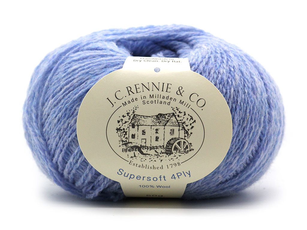 Supersoft 4ply - Ice Sea 1505