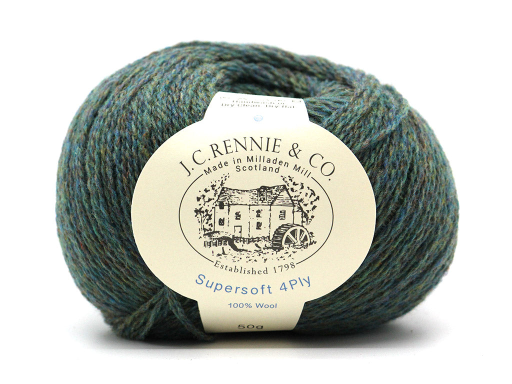 Supersoft 4ply - Jade 1077
