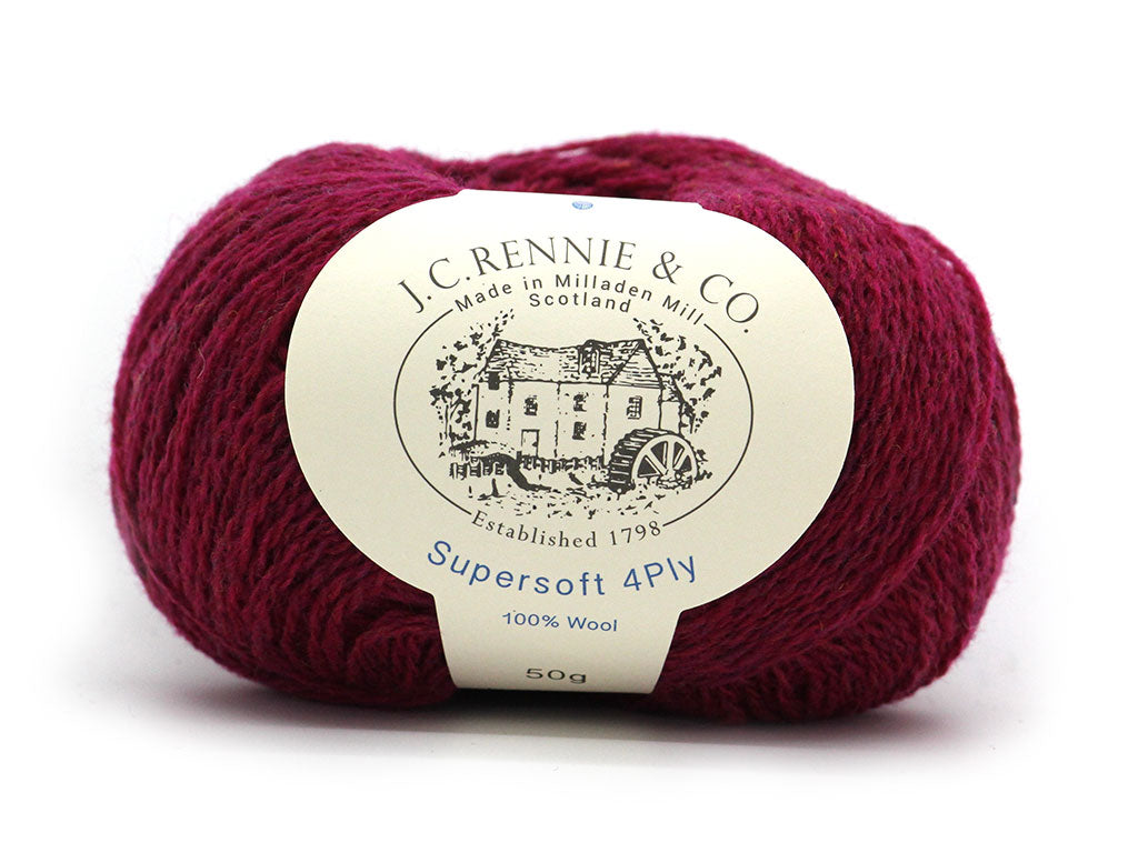 Supersoft 4ply - Lavish 1734