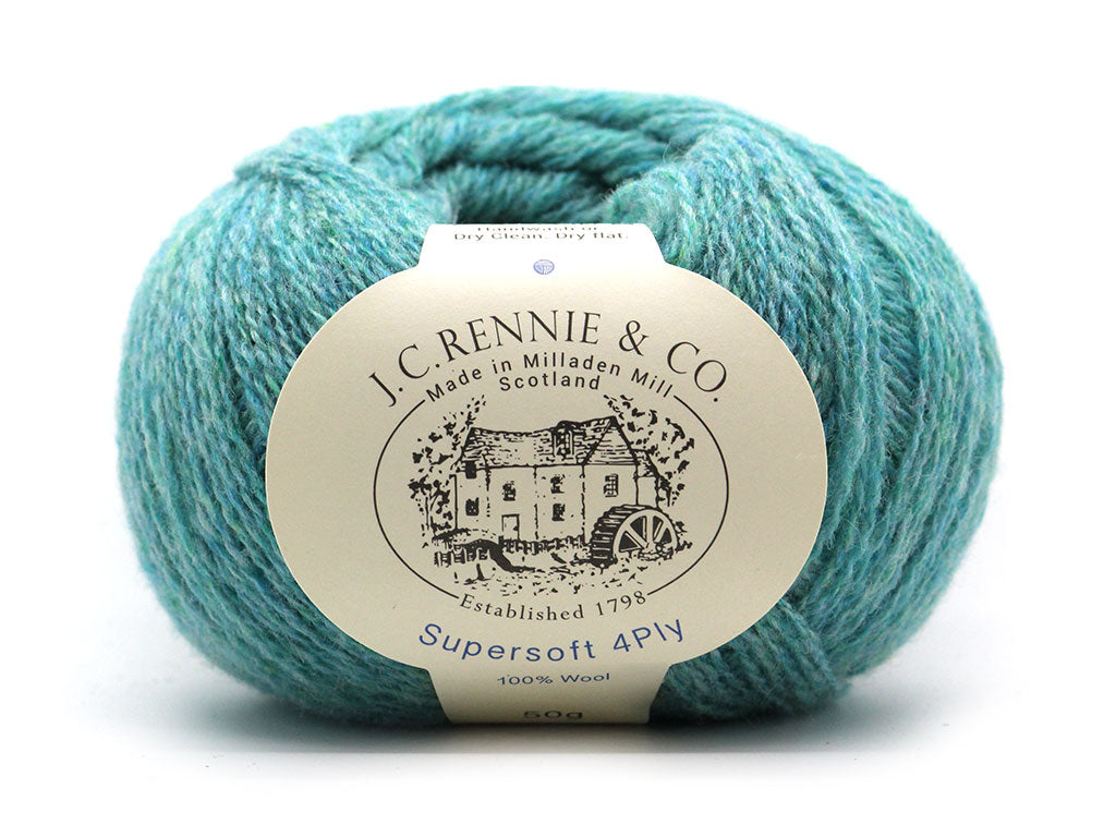 Supersoft 4ply - Marble Gemstone 1204