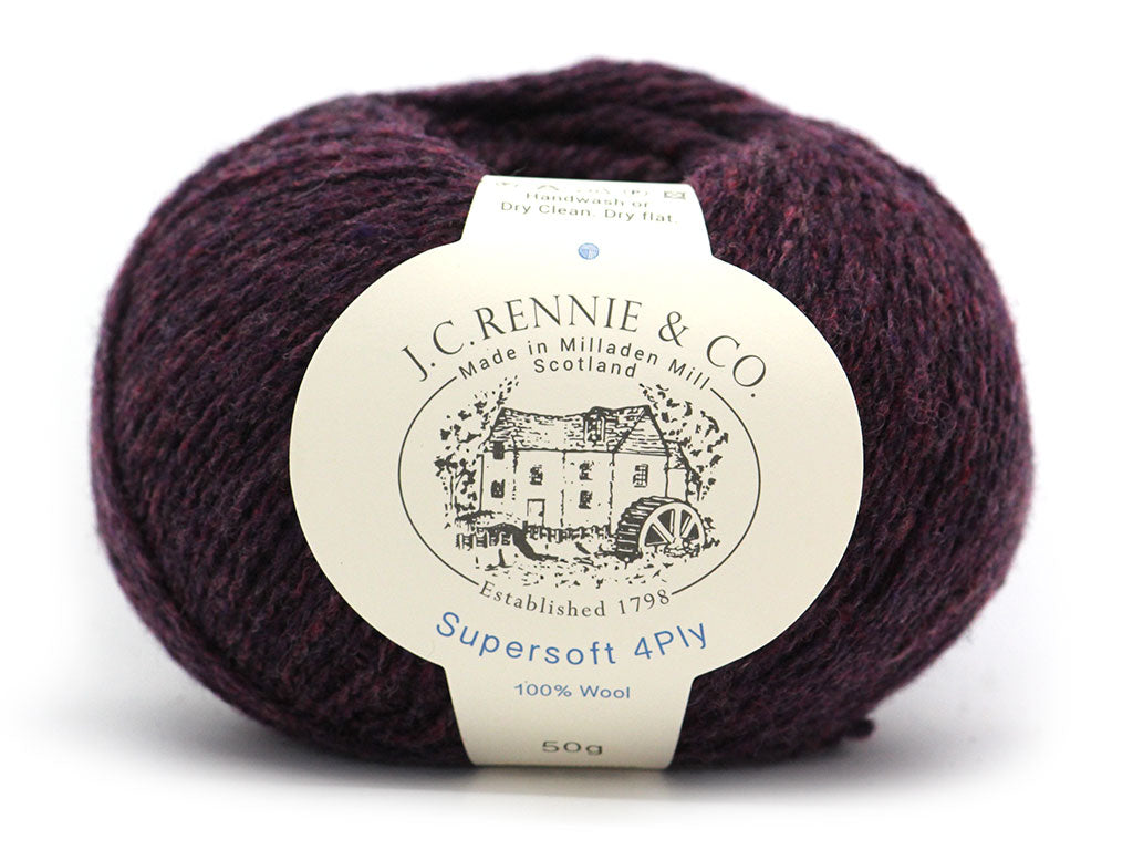 Supersoft 4ply - Pagan 364