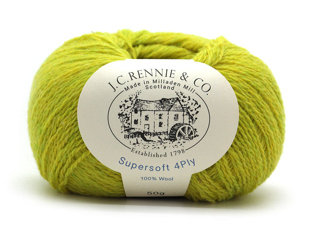 Supersoft 4ply - Pistachio 417