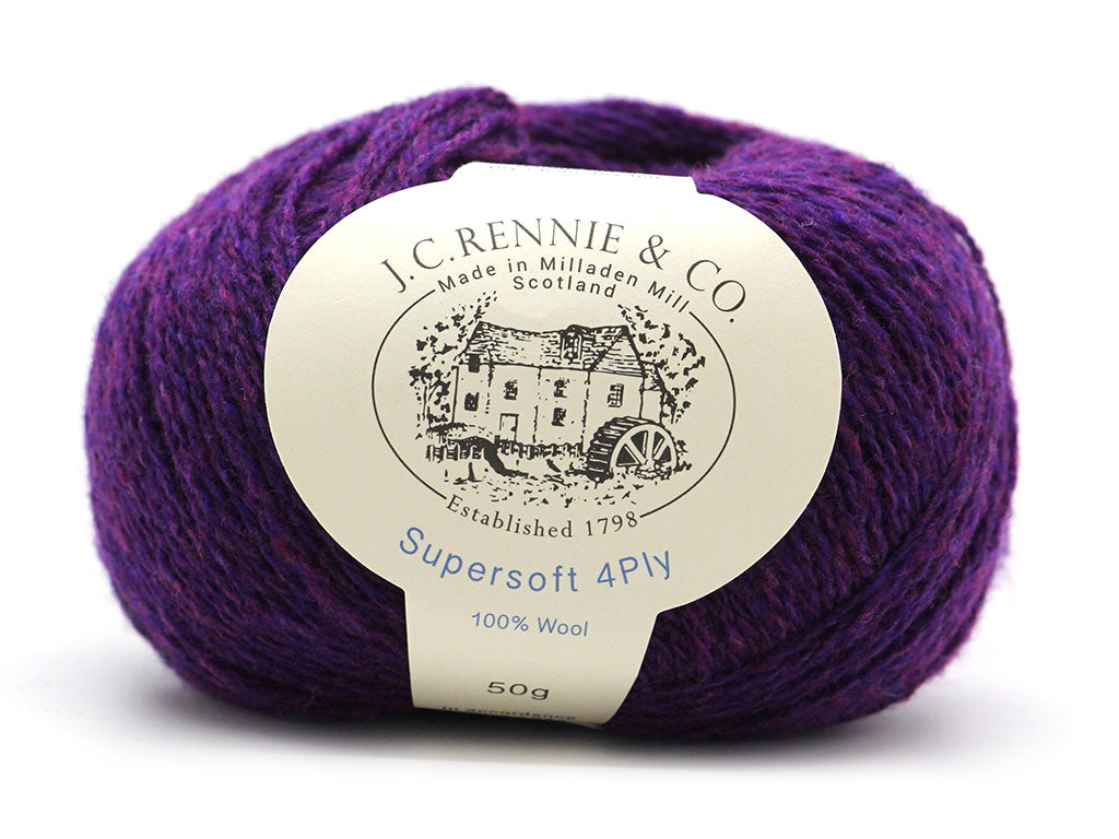 Supersoft 4ply - Royal Eminence 2154