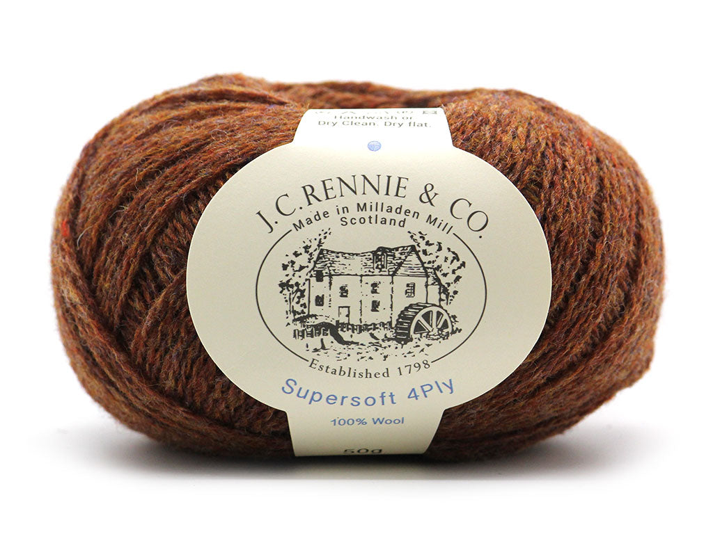 Supersoft 4ply - Sienna 156