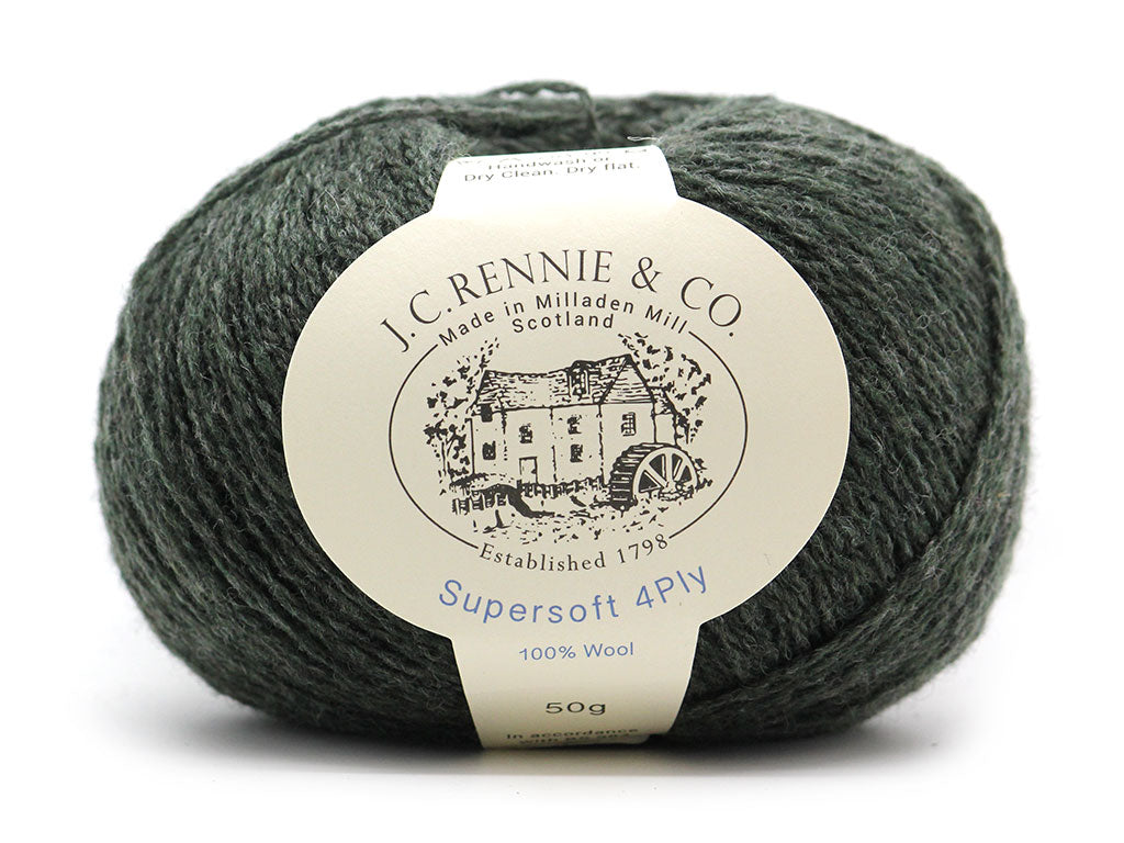 Supersoft 4ply - Spruce 187