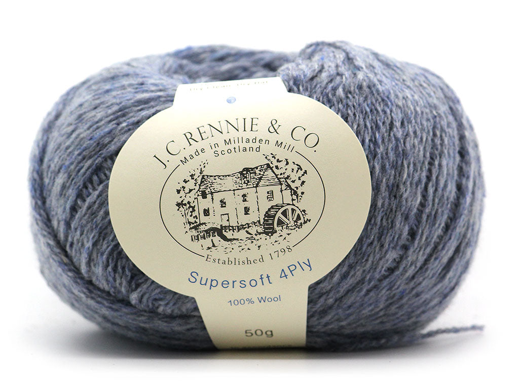 Supersoft 4ply - Stardust 1110