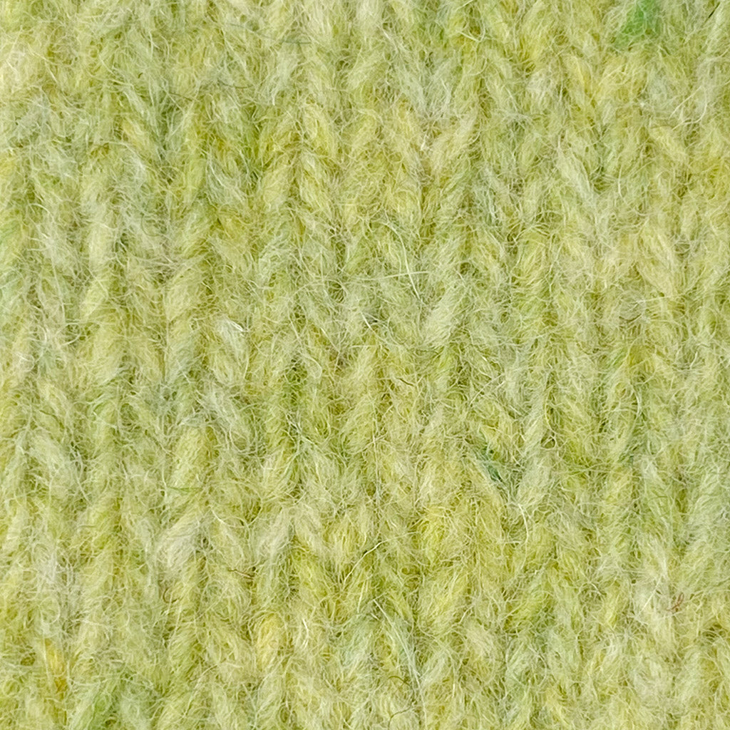 Supersoft Cashmere - Lime Sorbet