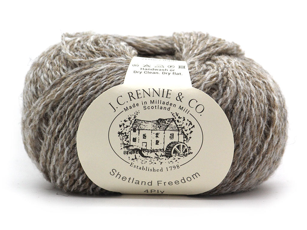 Shetland Freedom 4ply - Colbred 022
