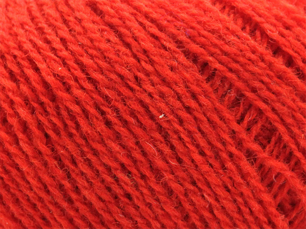 Supersoft 4ply - Scarlet 1754