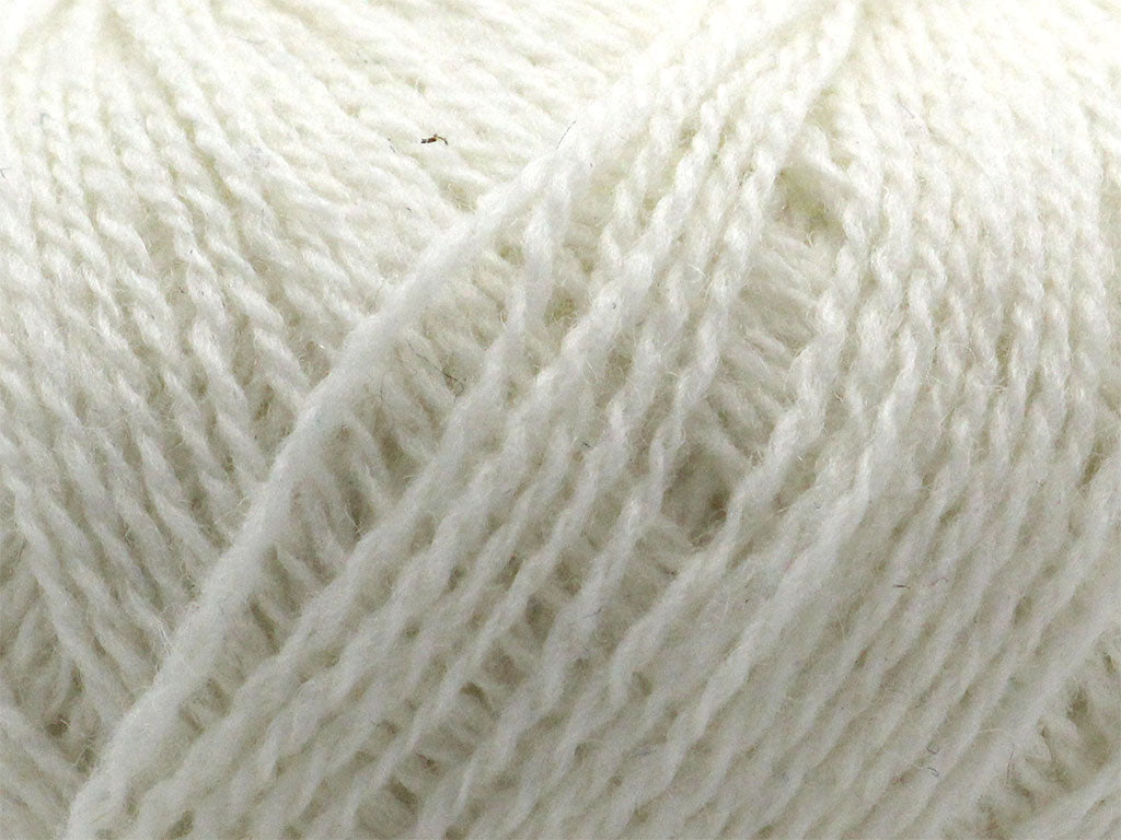 Unique Shetland 4ply -  Winter White 200