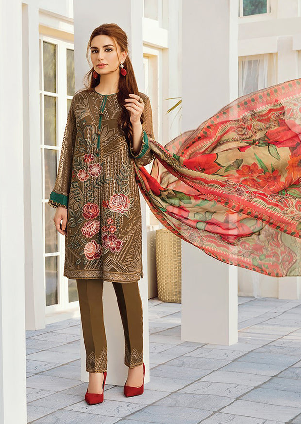 Xenia Ready-to-wear Festive Collection Vol 2 - Pakistani Designerwear Salwar Kameez - Memsaab Online