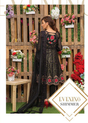 04 Evening Shimmer - Sofia Khas - Readymade Fancy Suit Eid Collection 2019 - Memsaab Online