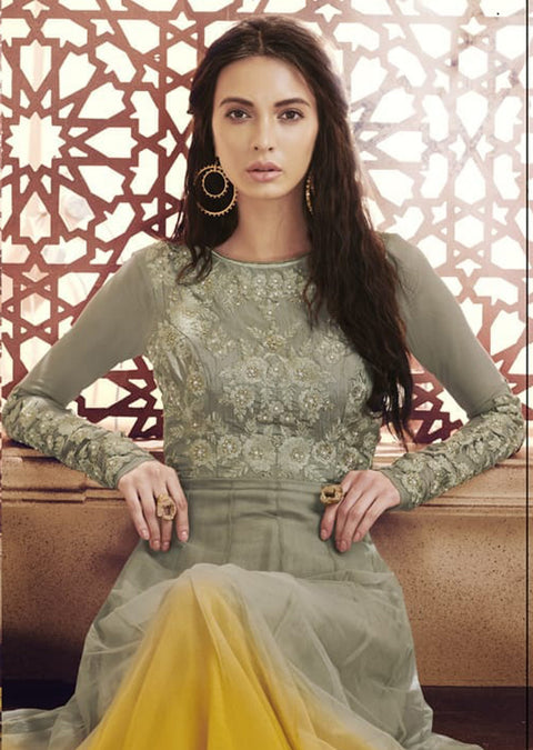 B - Naira By Nakkashi Semi-stitched Collection 2019 - Indian Suit - Memsaab Online