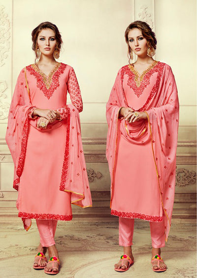 B - Mehreen By Nakkashi Unstitched Collection 2019 - Indian Salwar Kameez Suits - Memsaab Online