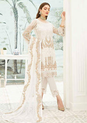 F1910 - Readymade Ramsha Luxury Chiffon Collection Vol 19 - Memsaab Online