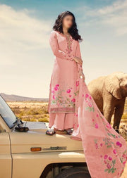 11858 - Unstitched - Silkina Inspired Royal Crepe Vol 28 Collection by Vinay 2020 - Memsaab Online