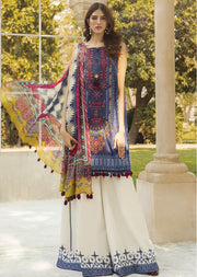 11 A Readymade Maria B Inspired Linen Suit - Memsaab Online