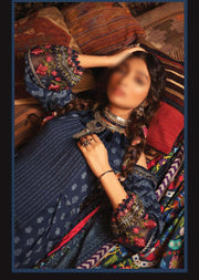 MPT-912-B - Unstitched - Maria B M.Prints Winter Collection 2020 - Memsaab Online