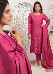 D-1404 - Unstitched - Royal Twilight Viscose Masuri Broshia Collection by Tawakkal - Memsaab Online