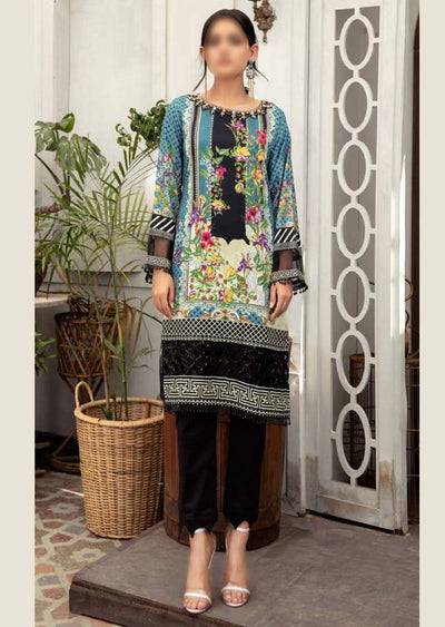 GSK-17 - Readymade - Grip Silk Kurti Collection by Ally's - Memsaab Online