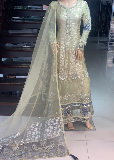 PS0225 Passion - Readymade Gold Dress - Memsaab Online