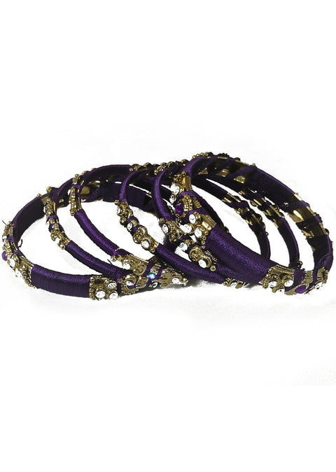 B885 - A - Thread bangles Set - Memsaab Online
