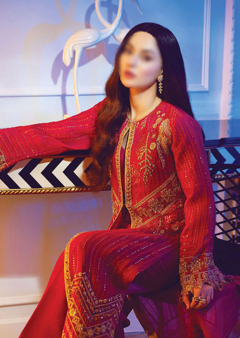 R20-D01 - Unstitched - Ritzier Intimate Wedding Collection by Rang Rasiya 2020 - Memsaab Online