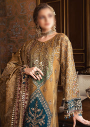 BD-2001 - Unstitched - Maria B Wedding Edition Collection 2020 - Memsaab Online