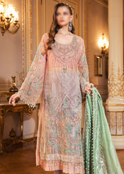 BD-2003 - Unstitched - Maria B Wedding Edition Collection 2020 - Memsaab Online