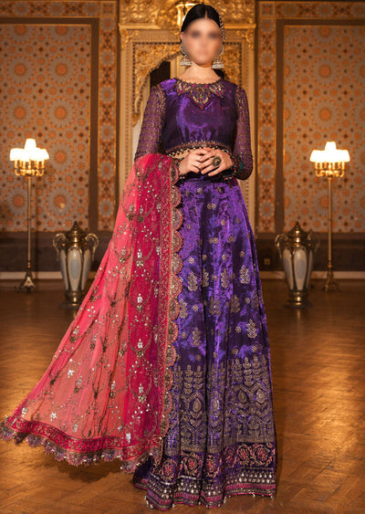 BD-2007 - Unstitched - Maria B Wedding Edition Collection 2020 - Memsaab Online