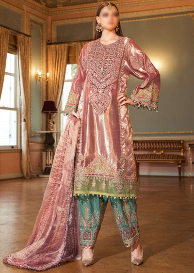 BD-2008 - Unstitched - Maria B Wedding Edition Collection 2020 - Memsaab Online