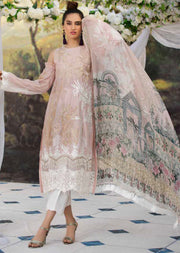2201-GREEK-ELEGANCE MOTIFZ EMBROIDERED LAWN 2019 - Pakistani Luxury lawn chicken salwar kameez designer - Memsaab Online