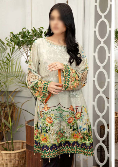 GSK-24 - Readymade - Grip Silk Kurti Collection by Ally's - Memsaab Online