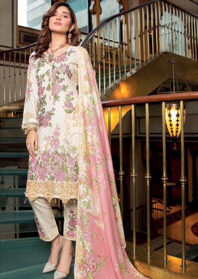 MAL02 - Readymade - Haniya Designer Collection by Munira 2020 - Memsaab Online