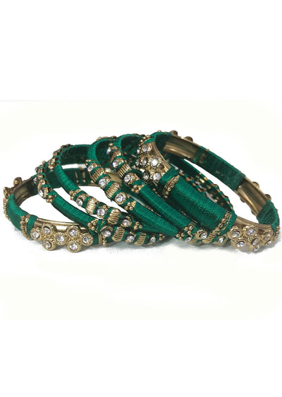 B - Thread bangles Set - Memsaab Online