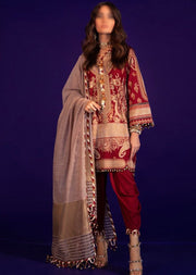 B202-A - Unstitched Kurnool Luxury Collection By Sana Safinaz 2020 - Memsaab Online