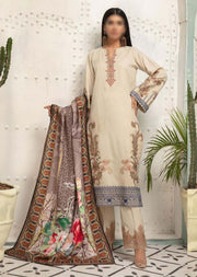 JH-334 Unstitched Nigar Winter Coll' by Johra - Memsaab Online